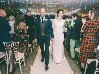Amy & Karl, The Mere Resort, Knutsford