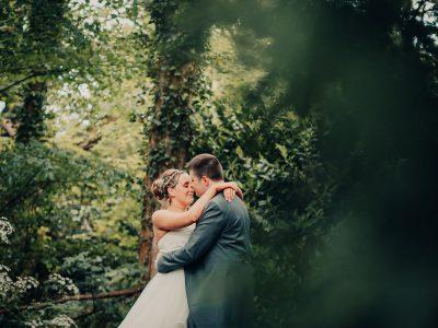 Megan & Chris, Heskin Hall Wedding