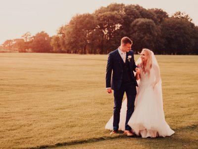 Chloe & Rob, Garstang Country Club Wedding