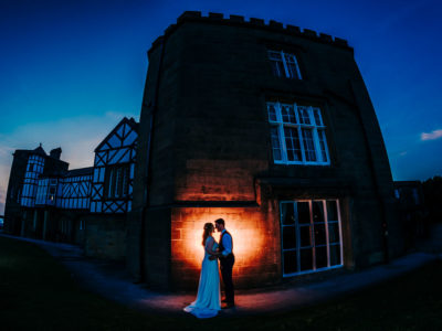 Grace & Sam, Leasowe Castle, Wirral