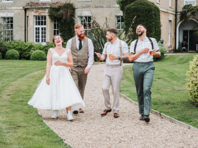 A Double Yeldersley Hall Wedding – Ben, Jimmy, Beth & Damien