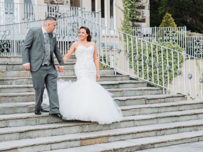 West Tower Wedding – Sam & Steven