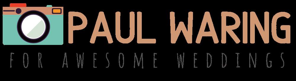 Paul Waring Wedding Photographer