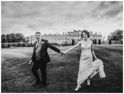 Wedding Photography at Knowsley Hall, Merseyside
