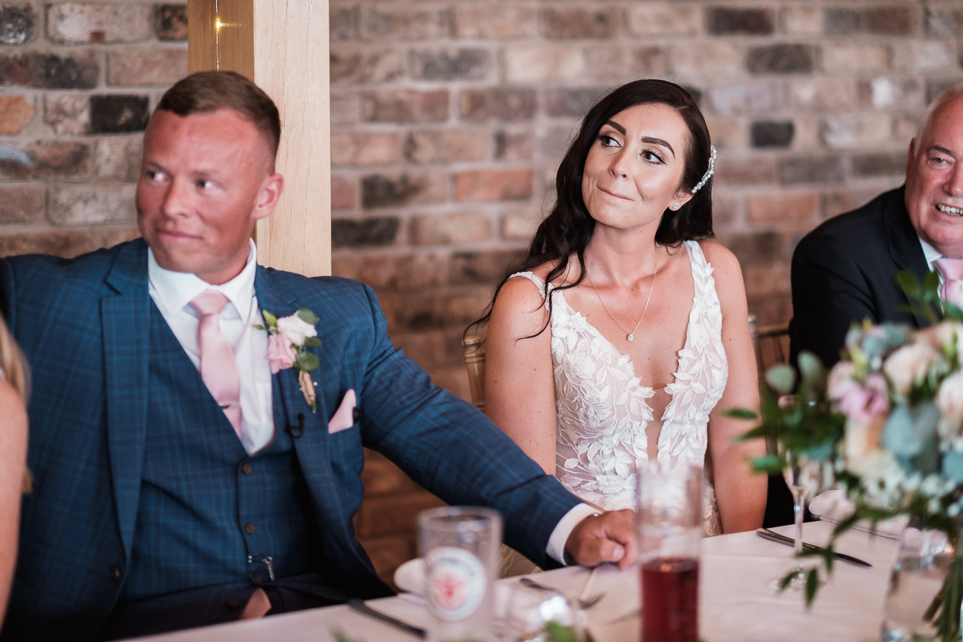 emotional speeches at Pryors Hayes golf club, Chester